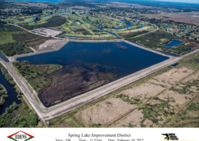 Spring Lake Improvement District – Stormwater Treatment Area