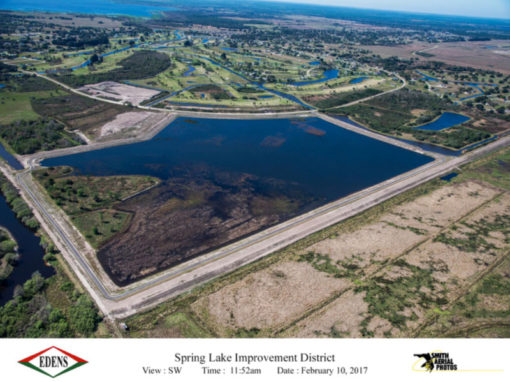 Spring Lake Improvement District – Stormwater Treatment Area: Edens Construction